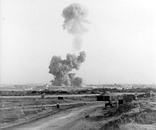 Картина 1983 бейрутской бомбежки